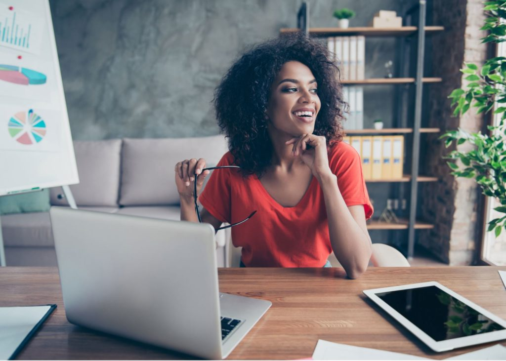The 2020 Woman's Guide to Career Success.